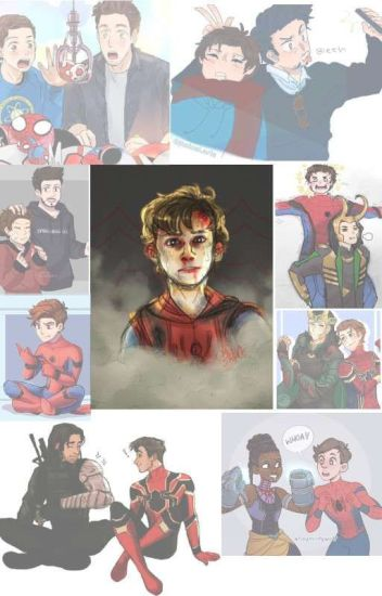 Peter Parker And The Avengers One Shots And Songfics!