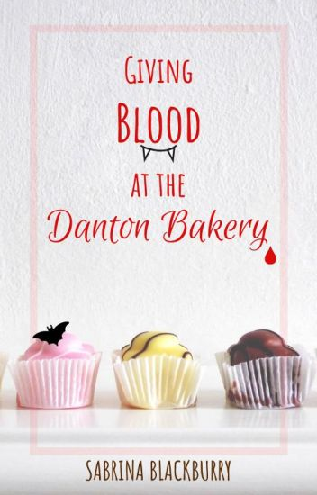 Giving Blood At The Danton Bakery