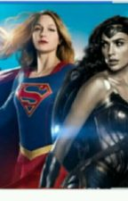 Wonder Woman Y Supergirl